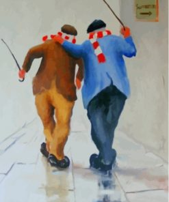 old-bestfriends-paint-by-numbers