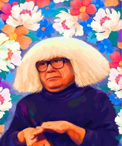 Ongo Gablogian Paint by numbers
