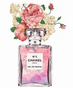 perfume-bottle-chanel-paint-by-numbers-319x400