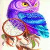 purple-owl-paint-by-numbers