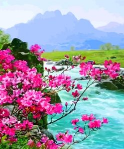 river-and-flowers-paint-by-numbers