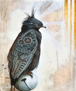 steampunk-black-bird-art-paint-by-numbers