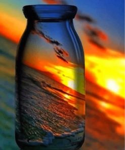 sunset-bottle-paint-by-numbers