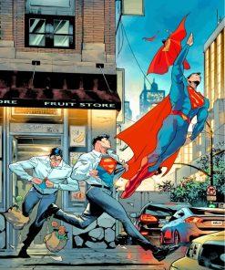 superman-jorge-jimenez-paint-by-numbers