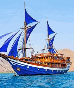 the-blue-ship-paint-by-numbers