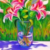 tiger-lily-paint-by-numbers