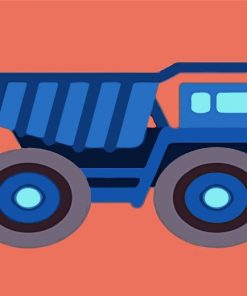 truck-paint-by-numbers
