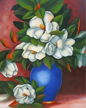vase-of-magnolias-paint-by-numbers