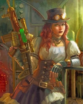victorian-steampunk-lady-paint-by-numbers