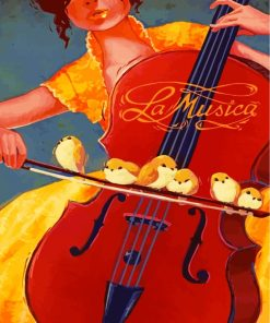 violinist-paint-by-numbers