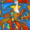 Vlad Safronov Art Paint by numbers
