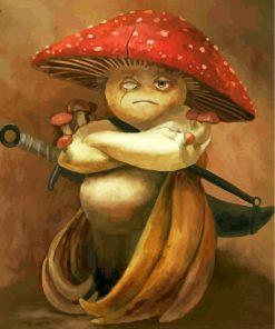 warrior-mushroom-paint-by-numbers