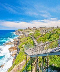 0Australia-Sydney-Landscape-adult-paint-by-numbers