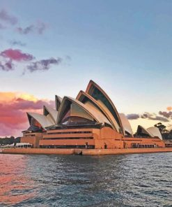 Australia-Sydney-Opera-House-paint-by-numbers