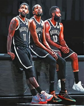 Brooklyn-Nets-players-paint-by-number
