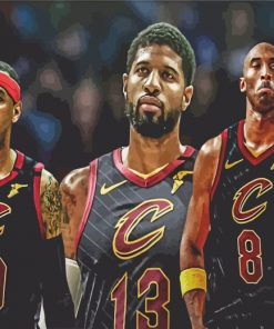 Craziest-Cleveland-Cavaliers-paint-by-numbers