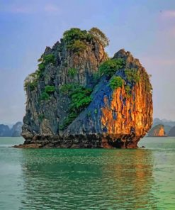 Halong-Bay-Vietnam-paint-by-number