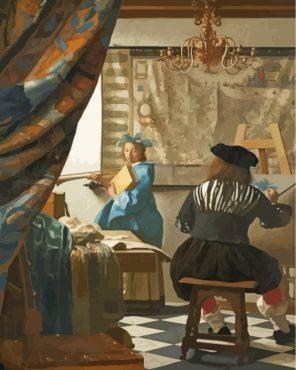 Johannes-Vermeer-art-paint-by-numbers