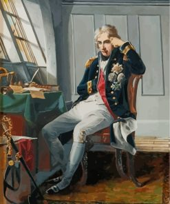 Legend Nelson Paint by numbers