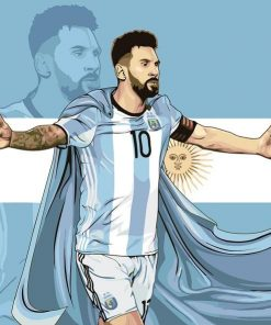 Lionel_Messi_Icon_-_Sport_Paint_By_Numbers-1