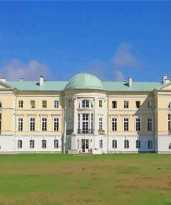 Mezotne-Palace-latvia-paint-by-numbers