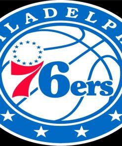 Philadelphia-76ers-logo-paint-by-numbers