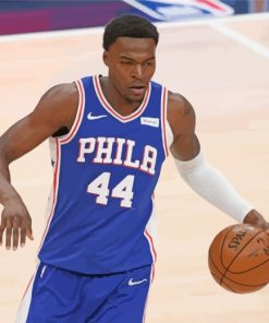 Philadelphia-76ers-paint-by-numbers