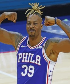 Philadelphia-76ers-players-paint-by-numbers