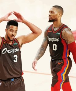 Portland-Trail-Blazers-team-paint-by-numbers