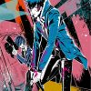 Psycho Pass Illustration Paint by numbers