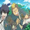 Rin Okumura And Suguro Paint by numbers