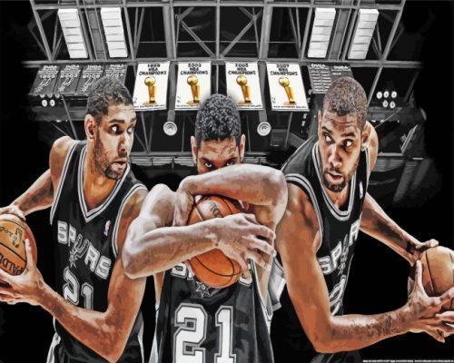 San-Antonio-Spurs-tim-duncan-paint-by-numbers