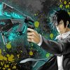 Shinya Kogami Paint by numbers