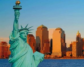 Statue-of-liberty-in-new-york-paint-by-number