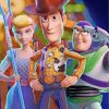 Toy Story Paint by numbers
