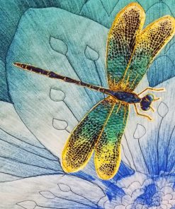 aesthetic-dragonfly-paint-by-numbers