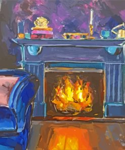 aesthetic-fireplace-paint-by-numbers
