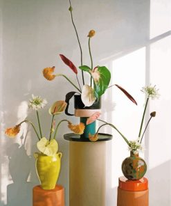 aesthetic-ikebana-paint-by-numbers
