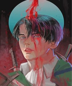 aesthetic-levi-ackerman-paint-by-numbers