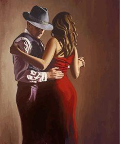 Aesthetic Tango Dancers