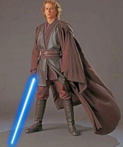 Anakin Skywalker Paint by numbers