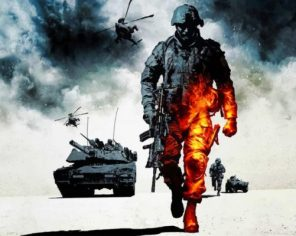 Military Army Paint by numbers