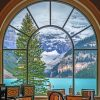 banff-national-park-canada-paint-by-numbers