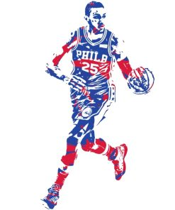 ben-simmons-philadelphia-76ers-paint-by-numbers