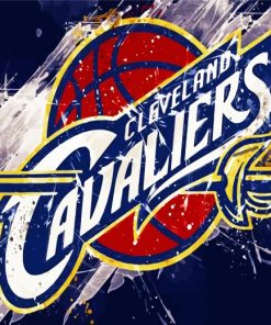 cavaliers-abstarct-art-paint-by-numbers