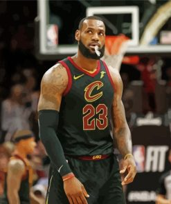cavaliers-basketball-player-paint-by-numbers