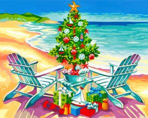 christmas-on-the-beach-paint-by-numbers
