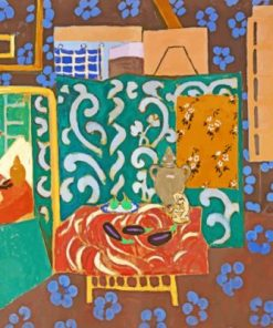 Classic Art Matisse Paint by numbers