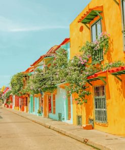 colombia-houses-paint-by-number