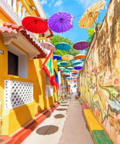 colombia-street-paint-by-number